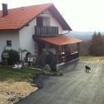 Asfalt do zadnje kuće u Gašparima