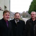 Načelnik Šiljak sa predstavnicima HEP-a