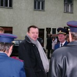 Doček potpredsjednika Vlade RH u Kostanjevcu