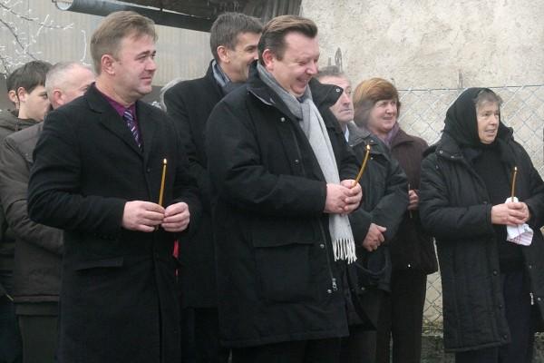 Potpredsjednik Vlade RH i načelnik Općine Žumberak.