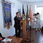 Načelnik općine Žumberak g. Zdenko Šiljak