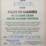 Plakat LAG- poziv