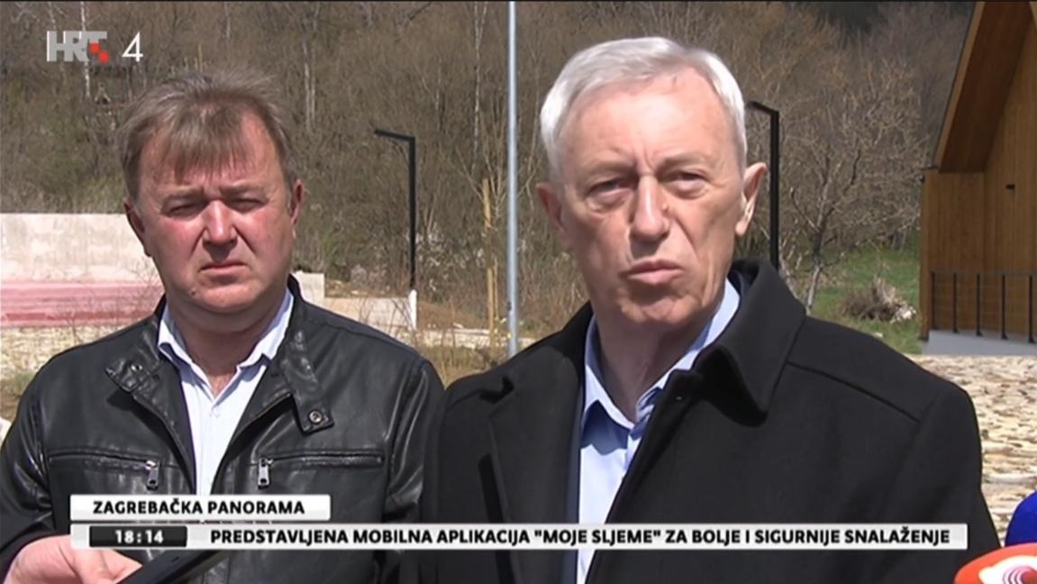 Posjeta župana Kožića Općini Žumberak